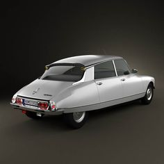 1970 Citroën DS
