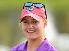 Great Britain's Charley Hull moves into third position in Rio de Janeiro