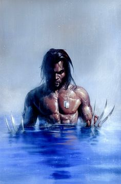 Weapon X by Gabriele Dell'Otto