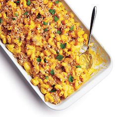 Healthy Casseroles | Creamy, Light Macaroni and Cheese | CookingLight.com