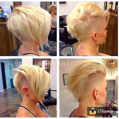 Always original undercuts by J Dillahaj