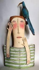 Resultado de imagen de pinterest,ceramic sculptur