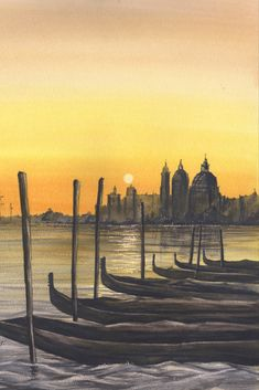 Matthew Palmer has created this beautiful masterpiece of Venice at Sunset. Explore his range of paints and art supplies on Hochanda. Live Craft Channel Broadcasting 24/7 you can watch us live on Sky 673, Freesat 817 and Freeview 85 and in HD online at Hochanda.com, YouTube and Facebook.