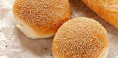 Pão de Hambúrguer Caseiro