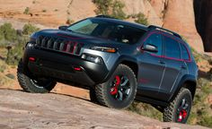View Jeep Cherokee Front Three Quarter - Photo 75620478 from Mopar Underground Jeeps - Jeep Concepts Jeep Grand Cherokee, Lifted Jeep Cherokee, Grand Cherokee Trailhawk, 2014 Jeep Cherokee Sport, Cherokee 2014, Cherokee Srt8, Lifted Jeeps, Easter Jeep Safari, Safari Jeep