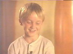 Tom Felton originally auditioned for the role of Harry.  The director had all the kids in a line and was going through, asking each of them what their favorite part of the books was.  Tom hadn't read the books, so he just said what the kid in front of him said and pretended he loved it.  The director realized this and cast him as the perfect Draco Malfoy. <--- I REALLY hope this is true. =)