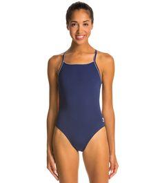 72fb98429f508 TYR Durafast Solid Diamondfit One Piece Swimsuit