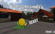 Gamsting v 1.0 Mappa per Farming simulator 2013 #farmingsimulator2013 #mods #mappe