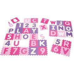 PLAYSHOES EVA Puzzlematten, pastell 36-teilig bei baby-markt.ch - Ab 80 CHF versandkostenfrei ✓ Schnelle Lieferung ✓ Jetzt bequem online kaufen!