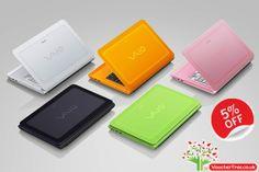 5% off SONY laptops  **FREE CODE** http://www.vouchertree.co.uk/discounts/new/voucher-codes/12/?modal=395897