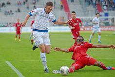 Zeitung WESTFALEN-BLATT: Arminia Bielefeld - Zweimalige Führung verspielt