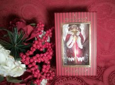 """Waterford Praying Angel Christmas Tree Ornament New in Box with Tags 