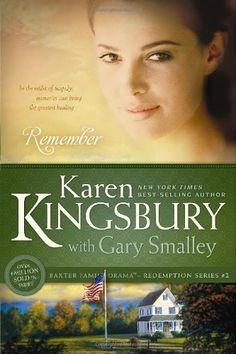 Remember (Redemption) by Karen Kingsbury, http://www.amazon.com/dp/1414333013/ref=cm_sw_r_pi_dp_Hkecqb0YQXSRC