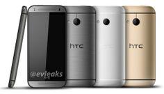 Smartphone HTC One M8 terá versão miniatura