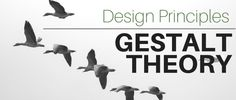 """Gestalt is defined as """"an organized whole that is perceived as more than the sum of its parts"""". Learn how to apply gestalt principles to your designs."""