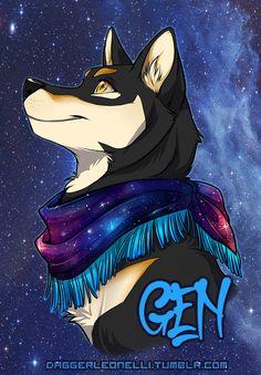 Gen Badge by Majime on deviantART <<< cool art