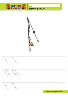 Manute pricepute - Fise de lucru - Semne grafice Line Chart, Kindergarten, 1st Grades, Kindergartens, Preschool, Preschools, Pre K, Kindergarten Center Management, Day Care