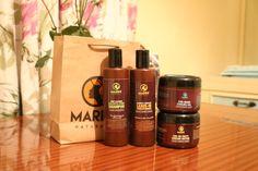 Marini Naturals Review - 100% Organic Natural Hair Products!