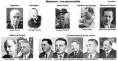Les personnalités