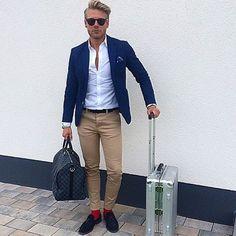 DressWellBro travel style