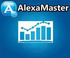 AlexaMaster is a well-known web traffic booster and Internet Marketing tool which helps earn good money. It provides your website a quality traffic which will increase your web rank.