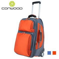 303640 Polyester wheeled Duffle Bag