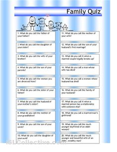 8 Best Images of Family Feud Adult Printable Games - Baby Family Feud Questions and Answers, Family Feud Printable Questions and Answers Sheet and Play Family Feud Game Family Quiz Questions, Trivia Questions For Kids, Quiz Questions And Answers, This Or That Questions, 20 Questions, Ejercicios Verbo To Be, English Lessons, Learn English, Esl