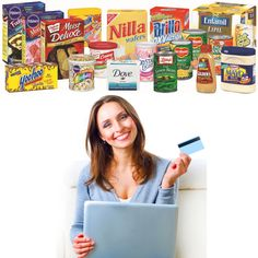 In the regards to online grocery service, You need to open a merchant account with your banking account for credit card processing or you can approach for merchant services like PayPal and AlertPay.