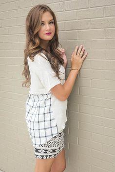 Southwestern Starlit Skirt