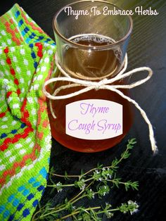 Thyme Cough Syrup-ht
