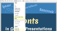 450+ new ways to make your Google presentations pop