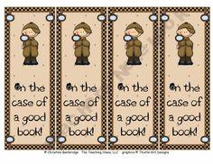 Detective classroom theme