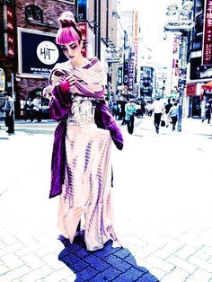 "YOU'VE NEVER SEEN SHIBUYA, HARAJUKU AND SHINJUKU IN FASHION HDR! SEE ""TOKYO CINDERELLA"" WITH OTHERWORLDLY STYLINGS"