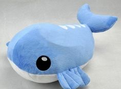 Wailord Pokemon Plush Toy - Large