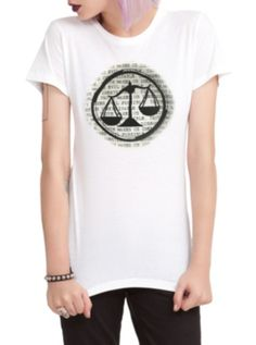 Divergent Candor Seal Girls T-Shirt