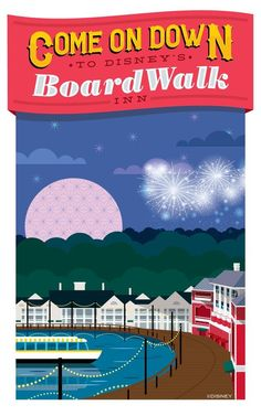 I love Disney's Boardwalk Inn! Contact me today because I offer FREE travel planning services. To get started booking your magical vacation! email me: deb@dreammakerstravelagency.com   facebook.com/debdreammaker  