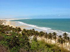 Praia de Lagoinha, Ceará.