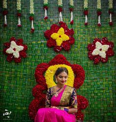 Wedding rustic photobooth beautiful ideas for 2019 Diy Wedding Backdrop, Wedding Stage Decorations, Wedding Mandap, Bridal Shower Decorations, Flower Decorations, Housewarming Decorations, Leaf Decoration, Background Decoration, Engagement Decorations