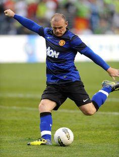 Wayne Rooney. #Soccer #Futball #Football #ManchesterUnited