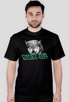 Max 4U t-short