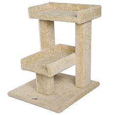 Go Pet Club LP-819 Premium Carpeted Cat Tree Furniture ** Read more info by clicking the link on the image.