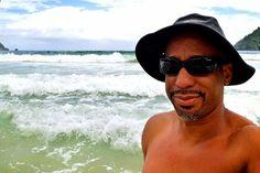 Wish You Were Here: Taking a Break from Bodysurfing at Maracas #Beach, #Trinidad   Uncommon Caribbean