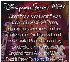 Disneyland secrets- plus Nemo and Dory near Ariel ! Disneyland World, Disneyland Secrets, Disney Secrets, Disney Tips, Disney Memes, Disney Quotes, Disneyland Hacks, Disney Trivia, Disneyland California