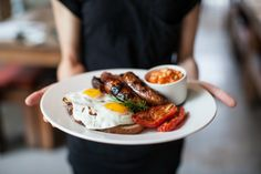 Best Breakfast & Brunch Places in London. By area. Best Breakfast, Breakfast Recipes, Decadent Food, Brunch Places, Breakfast Photography, London Restaurants, Cooking, Ethnic Recipes, South London