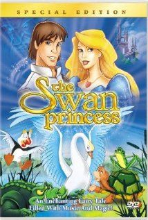 The Swan Princess - Rented this one over and over again.