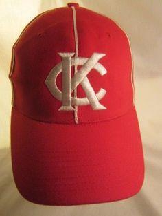 6bff7605f24e2 Kansas City KC Monarchs Hat Negro League Baseball Cap PROMO DODGE  Adjustable  KansasCity  KansasCityMonarchs