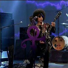 Prince on SNL