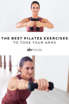 Pilates Workout Routine, Toning Workouts, Arm Toning, Easy Workouts, Arm Exercises, Workout Videos, Fitness Workout For Women, Senior Fitness, Keep Fit