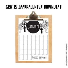 New printable black and white calendar online. The month december with pretty christmas trees by Oktoberdots Hello December, December Daily, Diy Paper, Paper Crafts, Planners, December Challenge, Pretty Christmas Trees, Online Calendar, Chalkboard Art