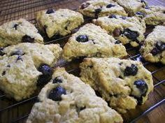 Agave Scones 3 1/2 cups – all-purpose flour, divided 5 teaspoons - baking powder 1/2 teaspoon - salt 3/4 cup - unsalted butter, cold (1 1/2 sticks) 1 cup - dried cranberries or blueberries 1 – large egg 1/3 cup - milk 1/2 cup – Organic Blue Agave Nectar Syrup (find at www.globalgoods.com)  Look at our Facebook page for full recipe
